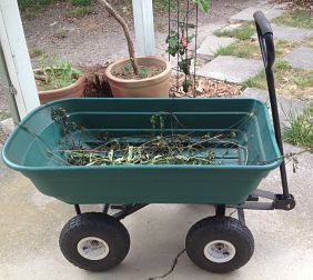 Why You Need A Garden Cart