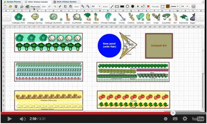 Garden Planner Demo Plan